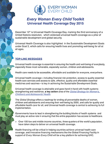 UHC-Day-Toolkit-2016 EWEC Page 1 386x500